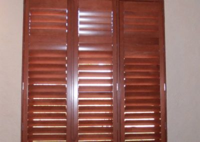Plantation are also available in natural timber