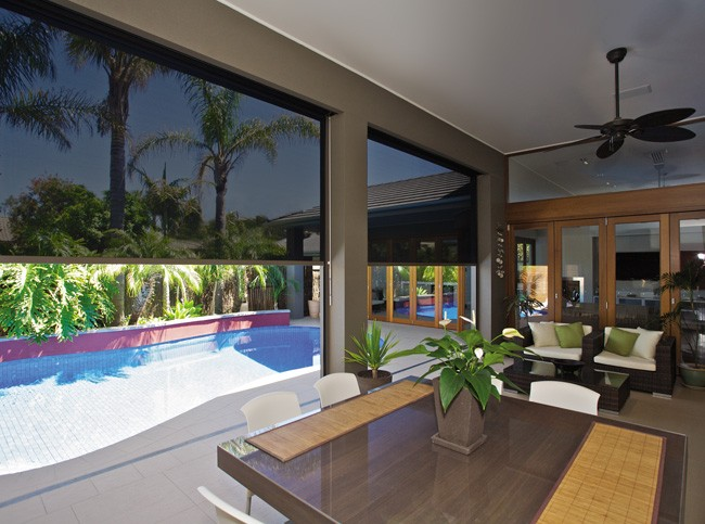 Zip screens turn your verandah into useable space - Free Measure & Quote