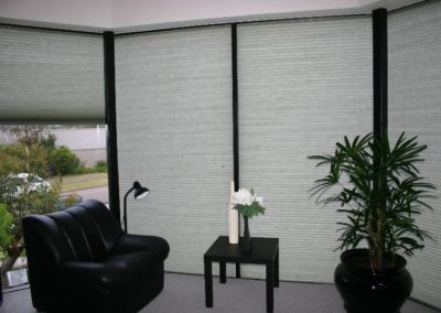 Galaxy Grey Full Room Blind