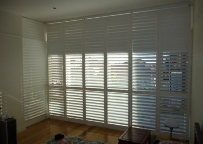 Plantation shutters can really modernise your home