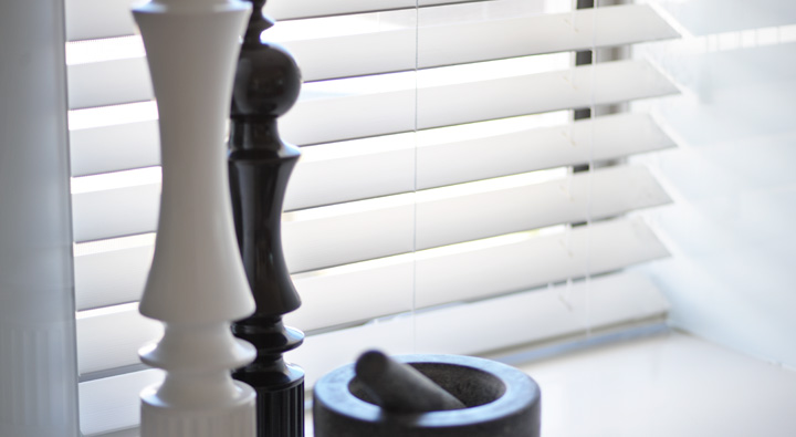 Faux Timber Venetian The Blind Man