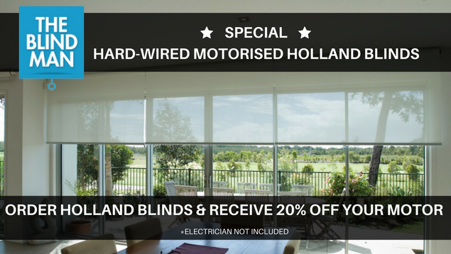 The Blind Man - Professional blind manufacturing & installation