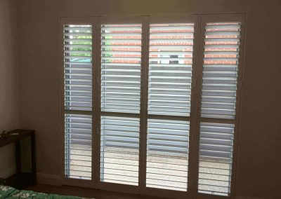 We installed these plantation shutters in an Unley client's home