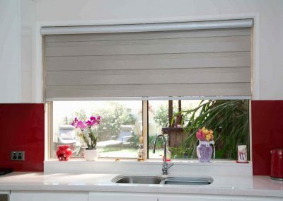 We installed these sheer elegance blinds for a client in Burnside - a suburb of Adelaide