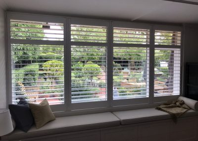 Plantation shutters installed in Hawthorn - a suburb of Adelaide