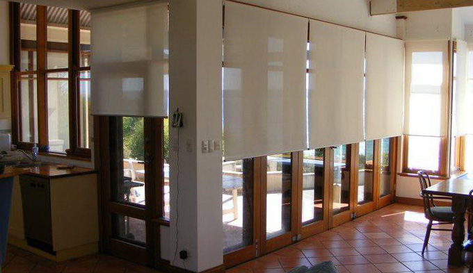 Sheer Elegance Blinds installed for a Morphett Vale client